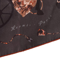 Hermès Cloth with print