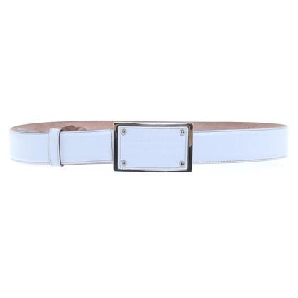 Dolce & Gabbana Belt white