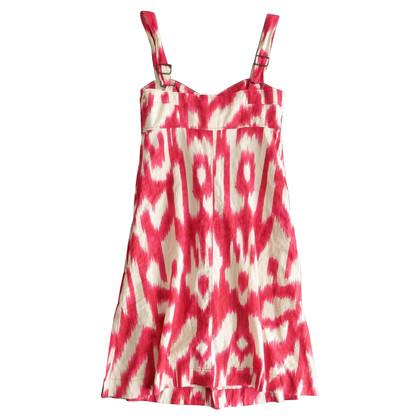 Max Mara Printed summer dress