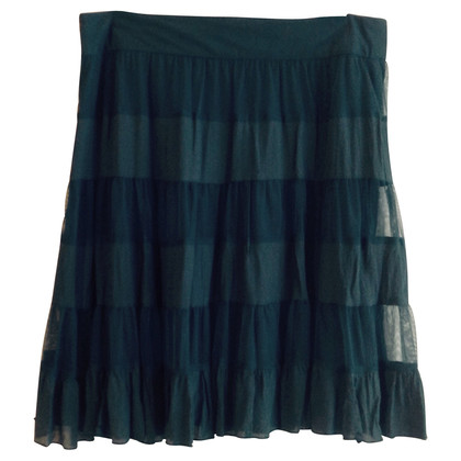 Noa Noa Tulle skirt in teal
