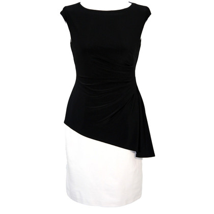 Ralph Lauren Black and white dress