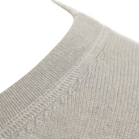 Iris von Arnim Cashmere Sweater in Light gray