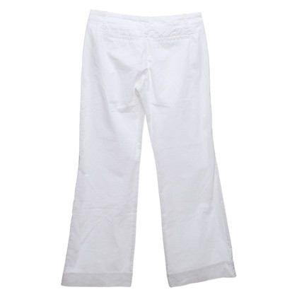 James Perse trousers in white