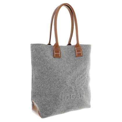 Hogan Handtasche aus Filz
