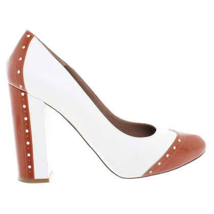 Marni Pumps in Bicolor