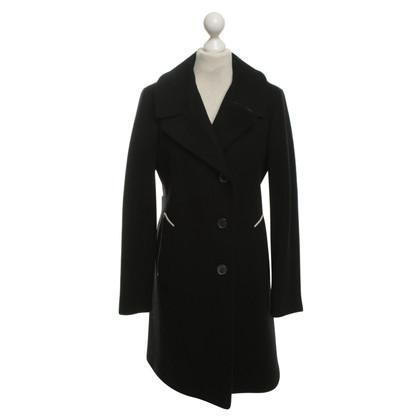 Jil Sander Coat in zwart