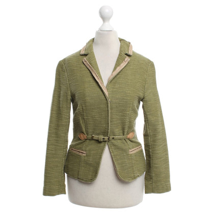 Schumacher Blazer in green