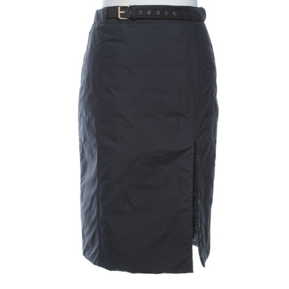 Moncler skirt with down filling