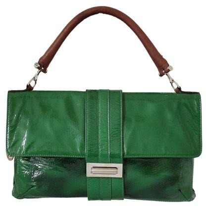 Lanvin Patent leather handbag