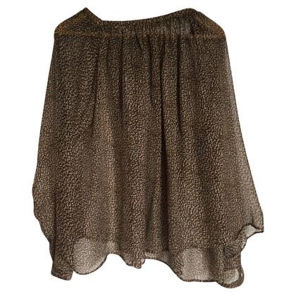 Michalsky silk blouse