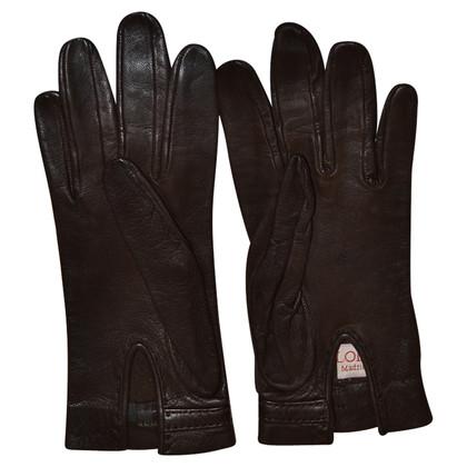 Loewe Handschuhe aus Leder