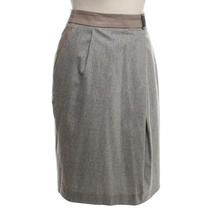 Fabiana Filippi skirt in grey