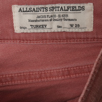 All Saints Jeans shorts