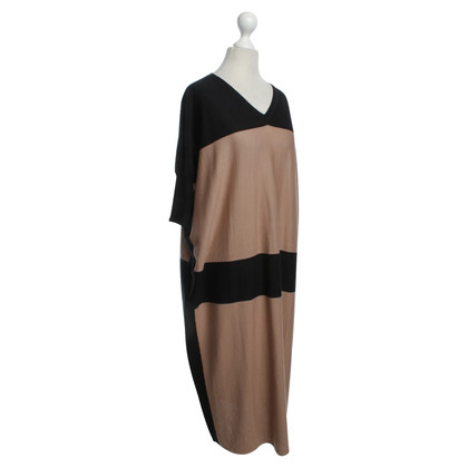 Agnona Knitted dress with pattern