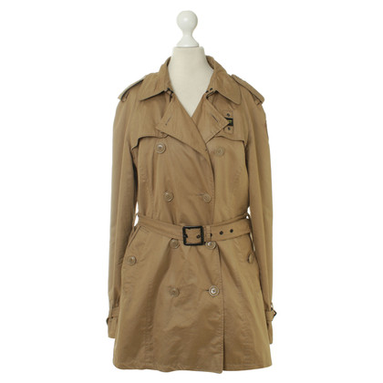 Blauer USA Trench-Coat à Cognac