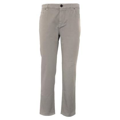 Brunello Cucinelli Grijze jeans