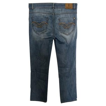 Max Mara blue jeans