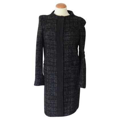 Prada Cappotto di tweed vita