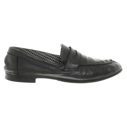 Robert Clergerie Slipper in Black