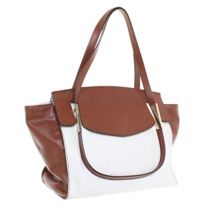 Coccinelle Leather handbag in Bicolor