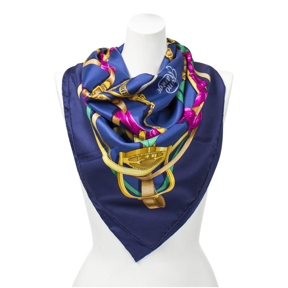 "Hermès Foulard ""Grand Manege"""