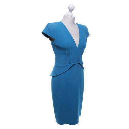 Elie Saab Sheath dress with peplum