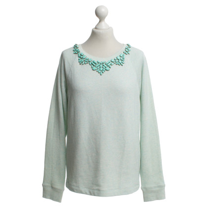 J. Crew Felpa in Mint