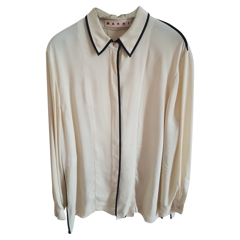 Marni Blouse Sale Collar Blouses