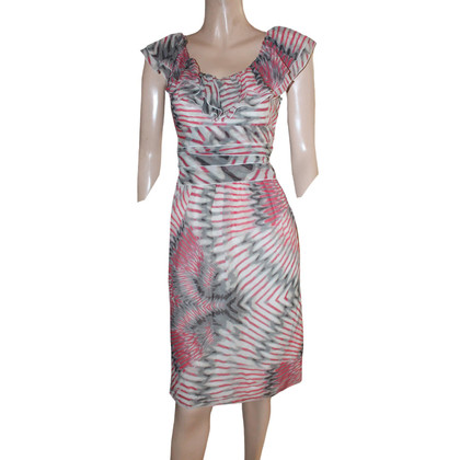 Laurèl silk dress