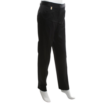 Dolce & Gabbana trousers made of satin