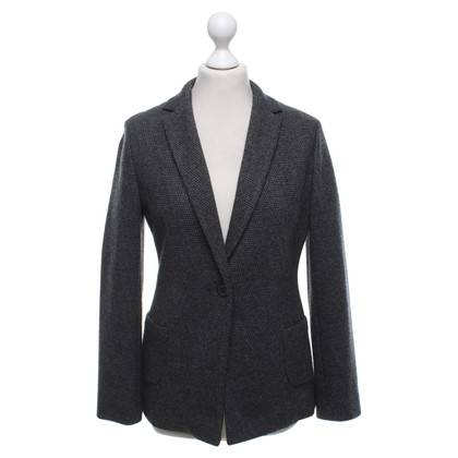 Fabiana Filippi Blazer tricoté en gris