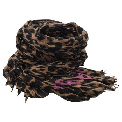 Louis Vuitton luipaardstole