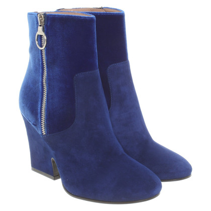 Twin-Set Simona Barbieri Ankle boots in blue