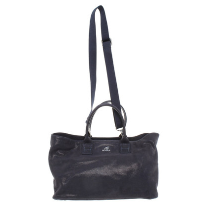 Hogan Borsa in Dark Blue