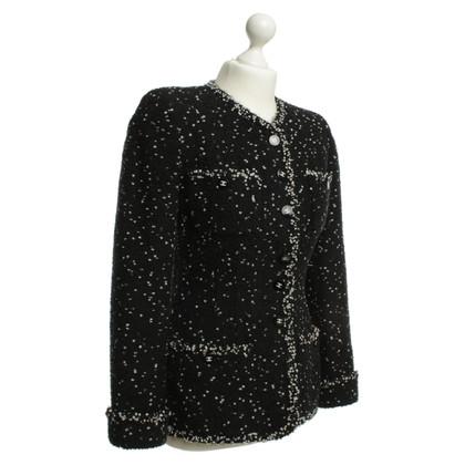 Chanel Blazer in bianco e nero