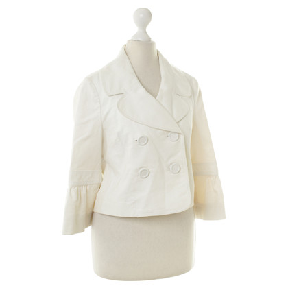 Juicy Couture Blazer in Creme