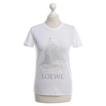 Loewe T-shirt in White