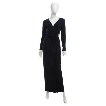 Ralph Lauren Abendkleid in Marineblau