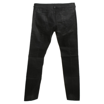 Karl Lagerfeld Coated jeans in zwart