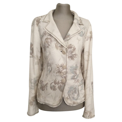 Laurèl Blazer with flower pattern