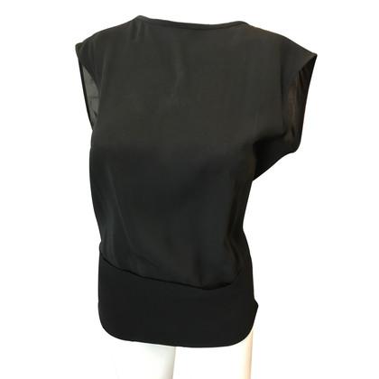 Patrizia Pepe Black top