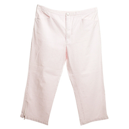 Bogner trousers with tap pattern