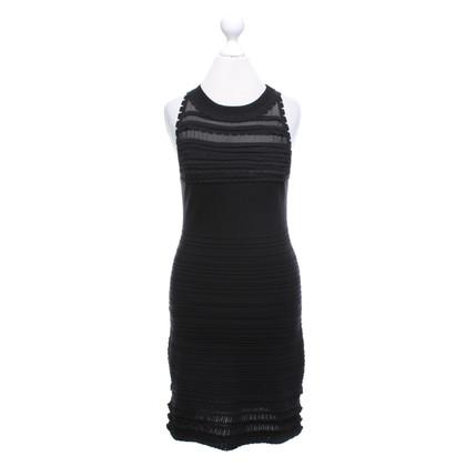 Roberto Cavalli Gebreide jurk in zwart