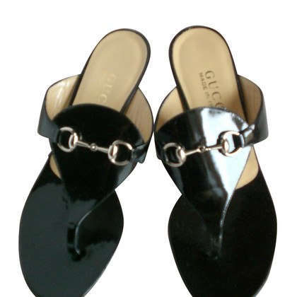 Gucci Tythes racer with heels