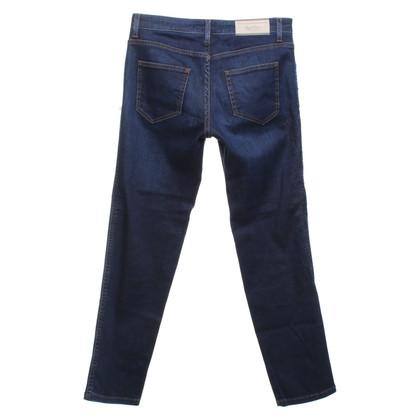 Ermanno Scervino Jeans mit Applikation
