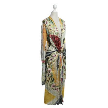 Roberto Cavalli Long dress in color