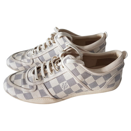 Louis Vuitton Sneakers da Damier Azur Canvas
