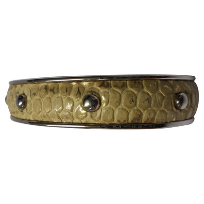 Tod's Cuff bracelet with leather details