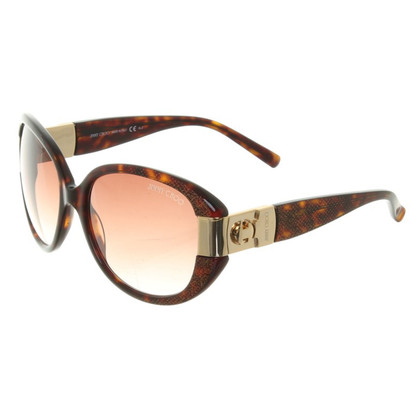 Jimmy Choo Sunglasses in brown