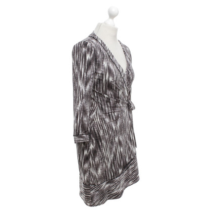 BCBG Max Azria Motivo Wrap Dress
